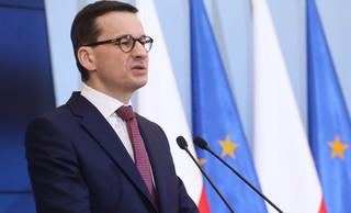 Morawiecki: Planujemy przegląd wynagrodzeń i zmniejszenie zatrudnienia w budżetówce