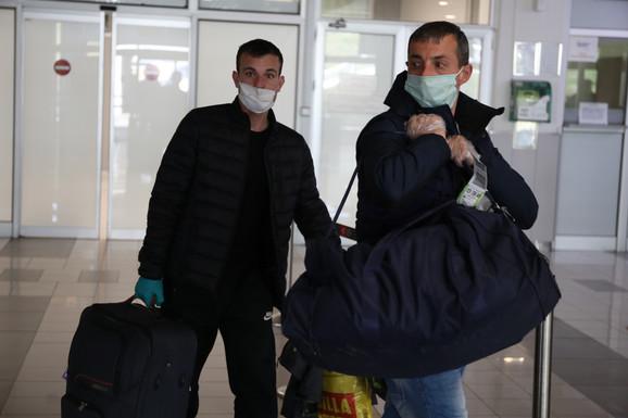 Građani Srbije koji su došli iz Bratislave