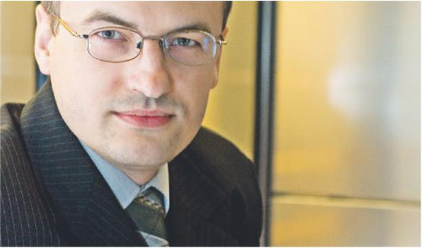 Dochody z wolnych zawodów traktowane są jak dochody z prowadzenia firmy – mówi Rafał Garbarz Fot. Wojciech Górski