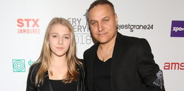Paweł Golec pokazał córkę. Ma już 15 lat!