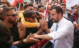 Będzie inna UE z nowymi zasadami? Le Pen i Salvini łączą siły