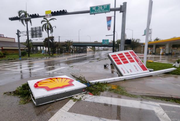 Irma przeszła przez Miami