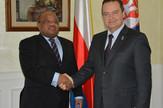 Ivica Dačić, ministar inostranih poslova Unije Komora Suef Mohamed El-Amin