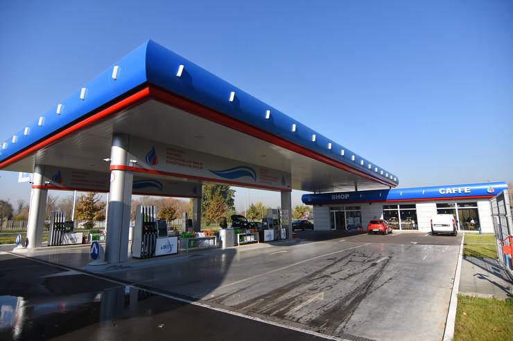 Bobar Petrol -Benzinska pumpa- Novi Sad