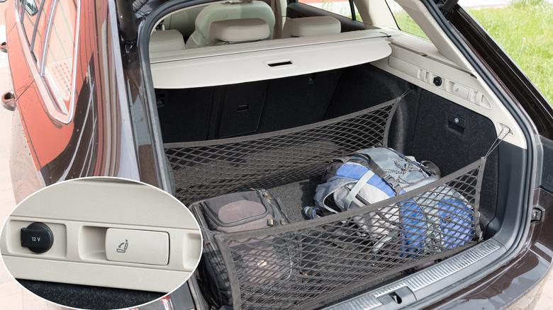 Superb to nie tylko wygodne auto – kombi zabierze od 660 do 1950 l bagażu! Łatwe składanie kanapy.