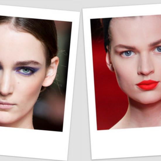 Makijaż Do Czerwonej Sukienki Ofeminin