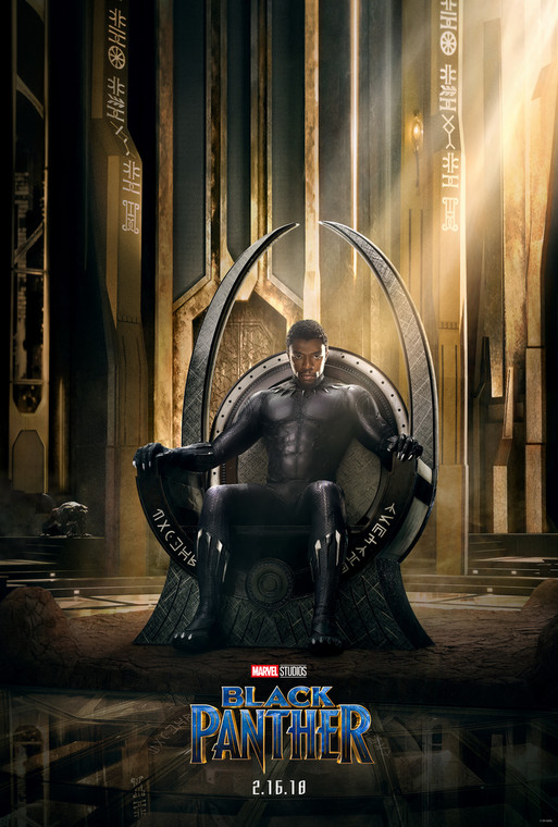 """Black Panther"" - plakat"