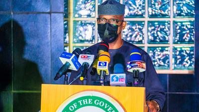Governor Abiodun swears in 20 newly elected LG chairmen in Ogun