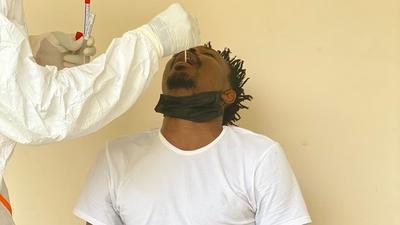 Nigerian footballers Ahmed Musa and John Ogu test negative for coronavirus