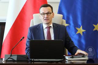 Morawiecki: Proponujemy przekazanie 100 proc. środków z OFE na prywatne konta