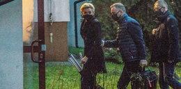 Andrzej Duda poszedł z torbami... do swych przyszłych sąsiadów!
