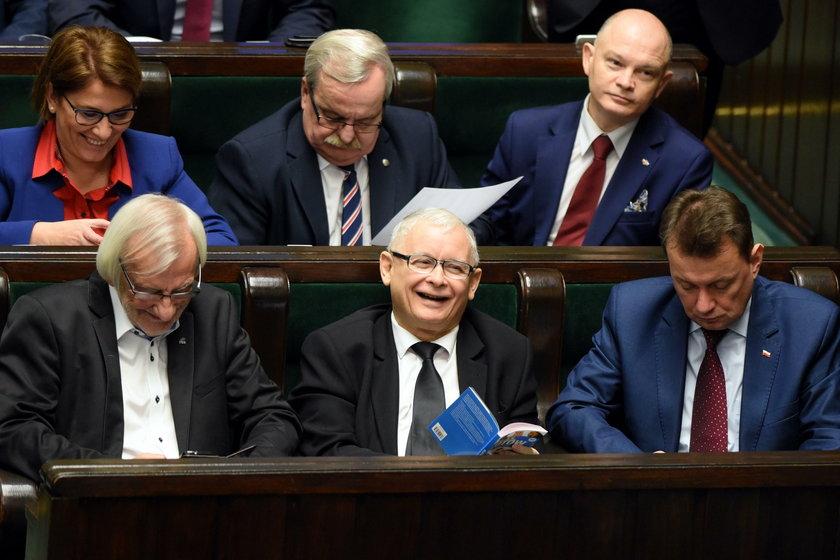 Tym gestem Kaczyński rozbił bank!