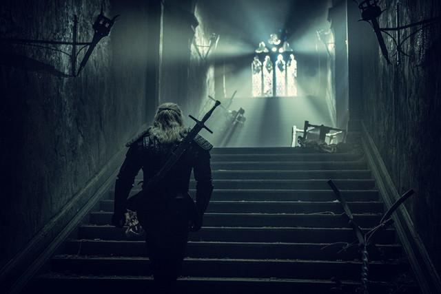 Henri Kavil u ulozi Geralta od Rivije