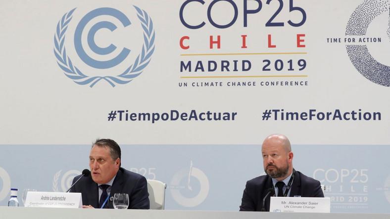 Szczyt klimatyczny w Hiszpanii