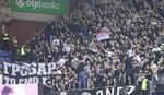 Navijači Partizana vređali direktora KLS
