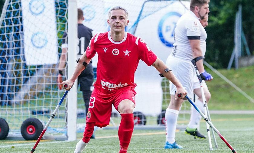 Amp Futbol. Mecz towarzyski. Polska - Turcja. 08.05.2021
