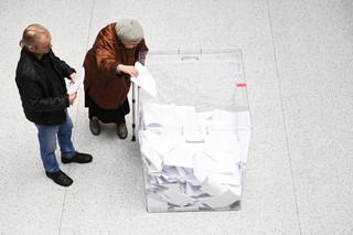 Nowe dane PWK: Frekwencja wyborcza na godz. 17 to 41,65 proc.