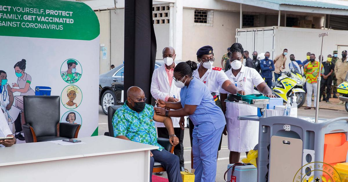GHS to commence AstraZeneca vaccinations from today to 29th September
