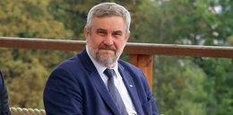 Minister rolnictwa wymodlił deszcz