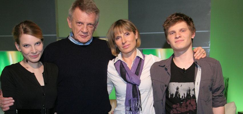 Bronisław Cieślak nie żyje. Kim są córki i syn legendarnego aktora?