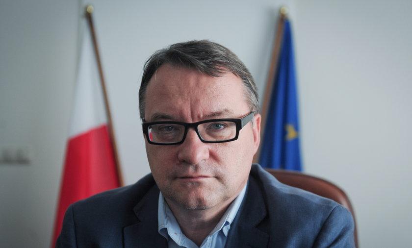Marek Biernacki.