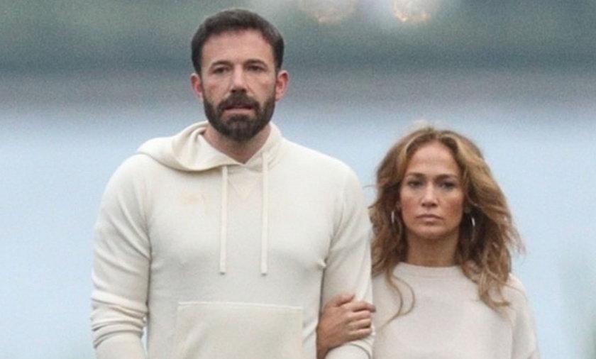 Jennifer Lopez potwierdziła związek z Benem Affleckiem w swoje urodziny.