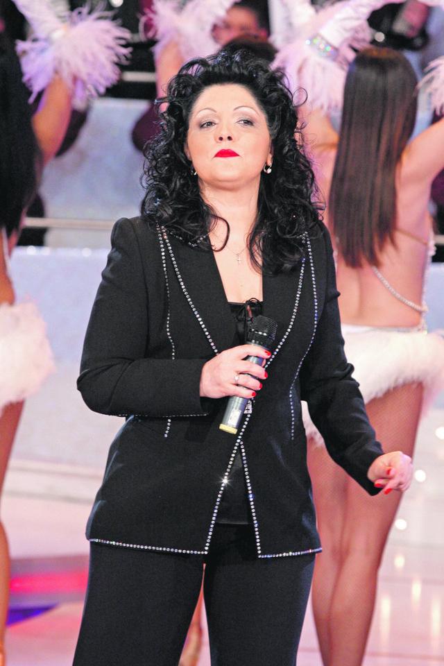 Pevačica Verica Šerifović oprobala se i ulozi ugostitelja