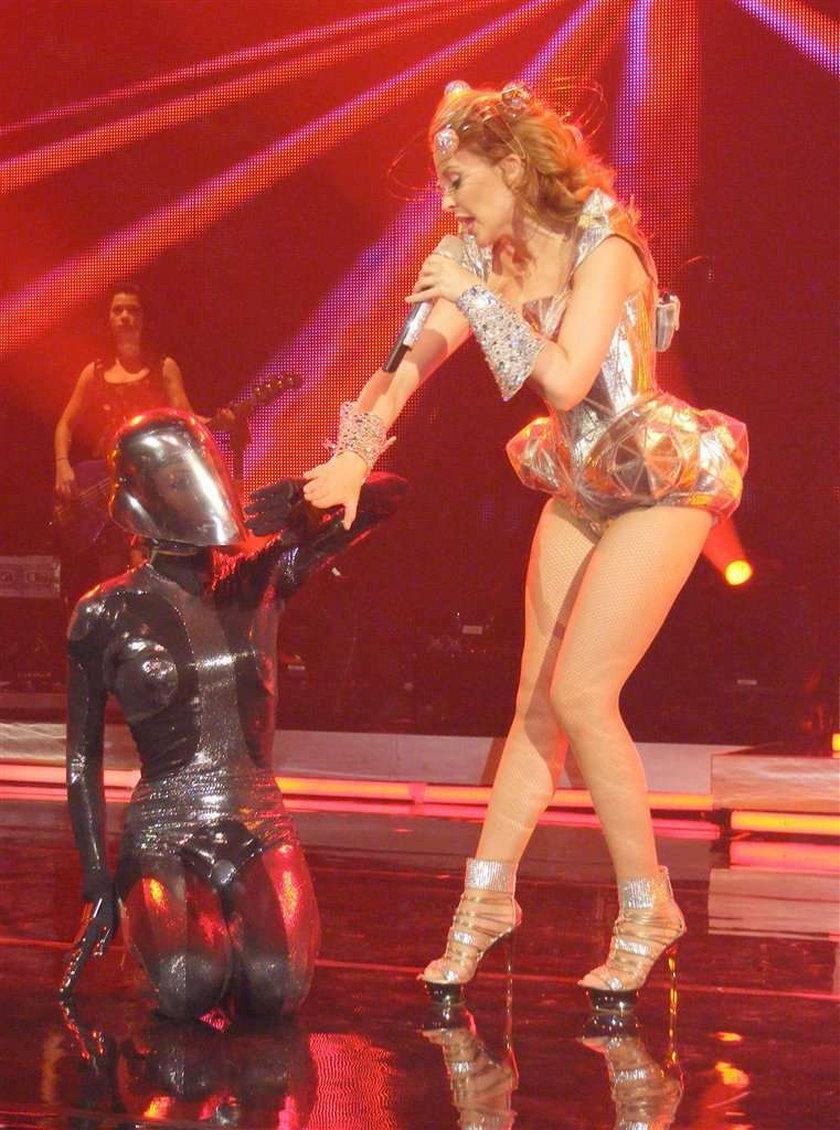 Minogue nie może sprzedać mieszkania