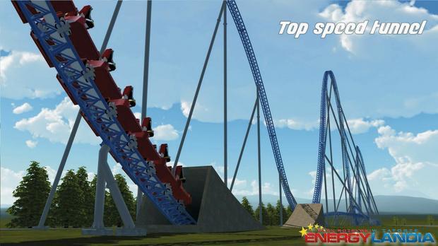 Mega coaster