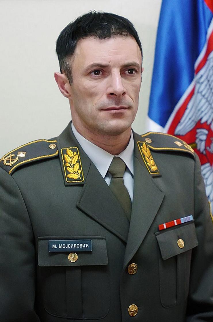 Milan Mojsilović foto Promo ministarstvo odbrane