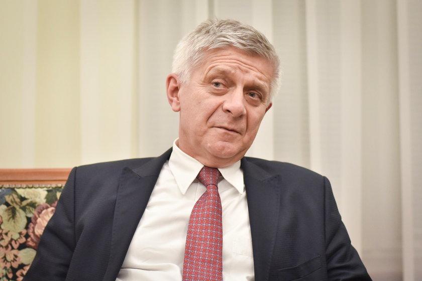 Marek Belka (67 l.) europoseł, były premier i szef NBP