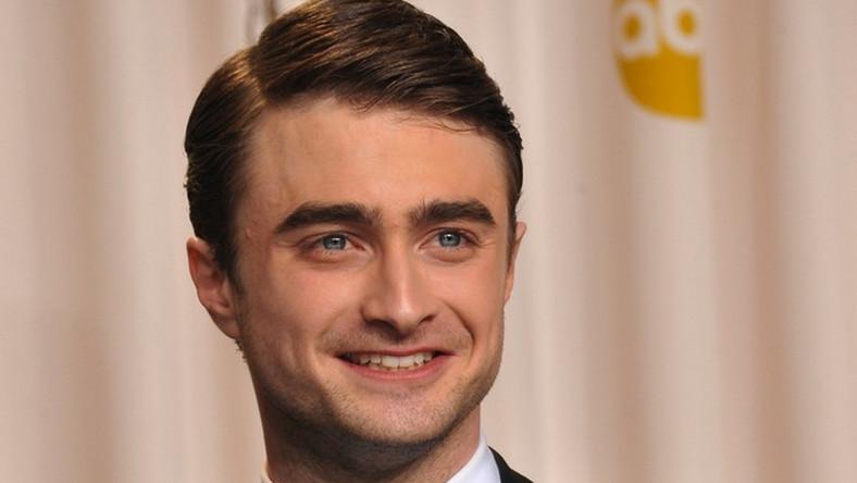 Daniel Radcliffe już tylko w ubraniu