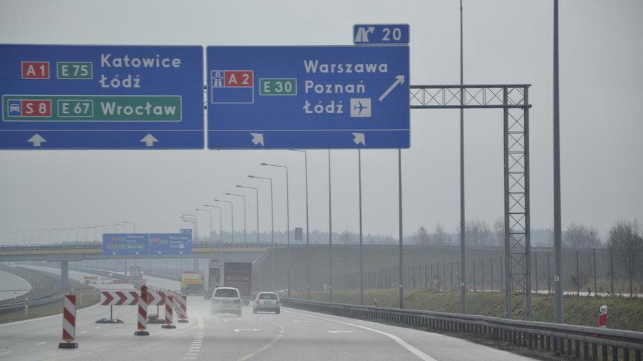 Od poniedziałku remont wiaduktu  Łódź Północ