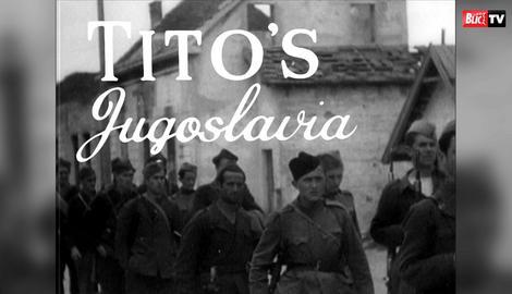 Neverovatni kadrovi iz 1944: Ovo je PRVI SNIMAK TITA u istoriji, nastao dok su Nemci spremali PAKLENI PLAN (VIDEO)