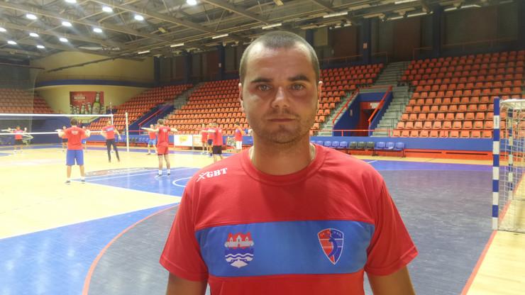 Miso Marjanovic  borac odbojkasi