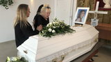 Ostatnie pożegnanie zamordowanej Joasi. Jej mama czekała na to 24 lata. Poruszające sceny