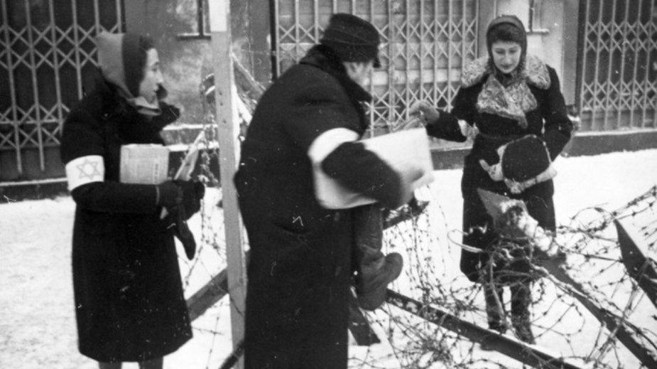 To dzięki żydowskiej kobiecie można było przetrwać wojnę