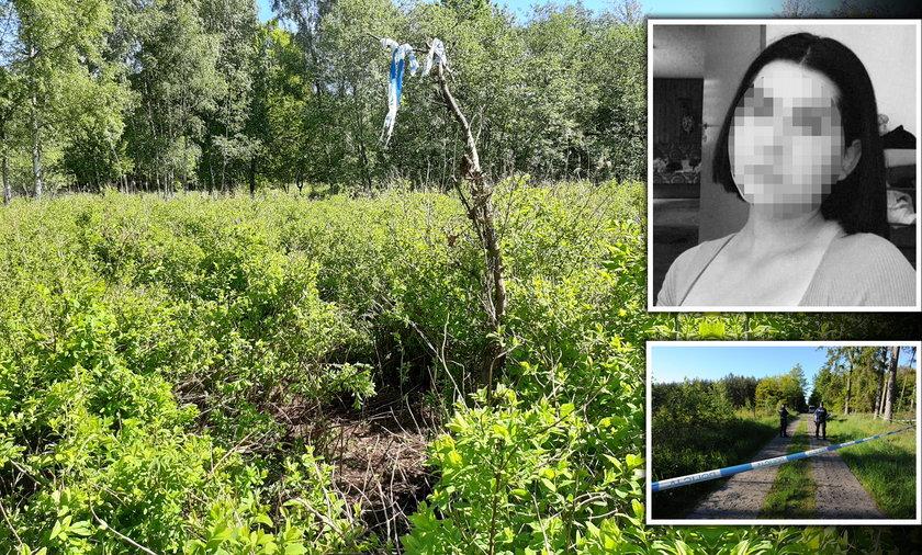 To tu znaleziono ciało Magdy. Porzucił je jak zwłoki swojej pierwszej ofiary. Potworna zbrodnia pod Sulikowem