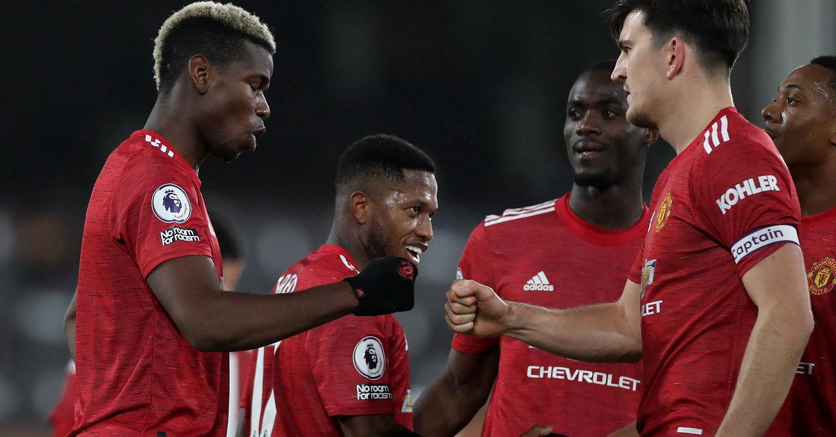 Premier League. Manchester United pokonał Fulham FC w 18. kolejce. Wynik i relacja - Sport