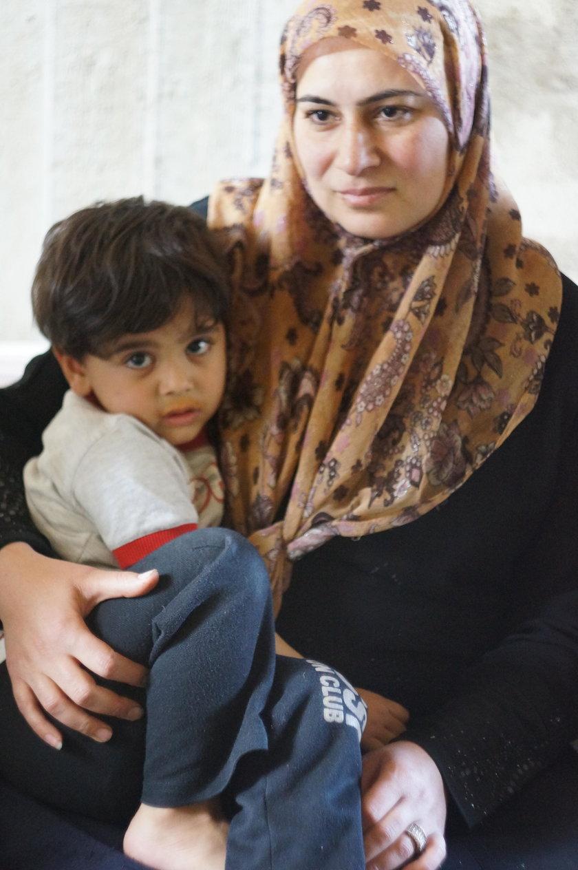 Znaleźli schronienie w Libanie