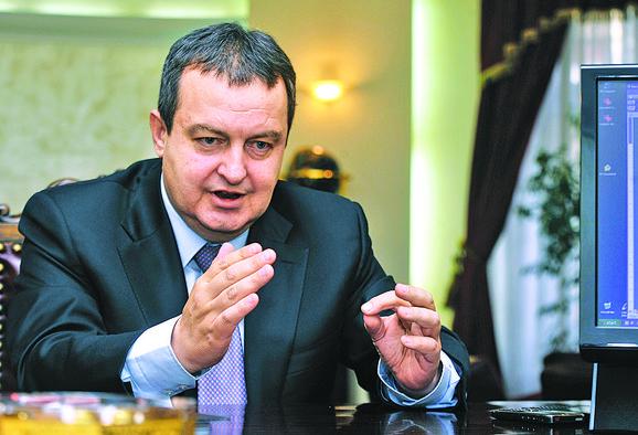Dačić: Hrvatska insistira na nečemu što već postoji