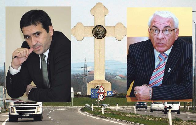 Sadašnji i bivši: Radomir Nikolić i Veroljub Stevanović