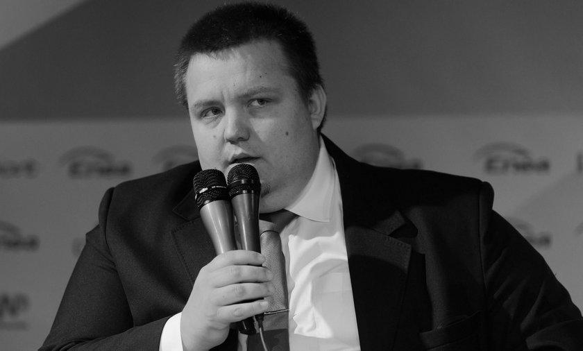 Nie żyje Damian Gapiński