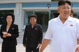 Kim Jo Džong EPA