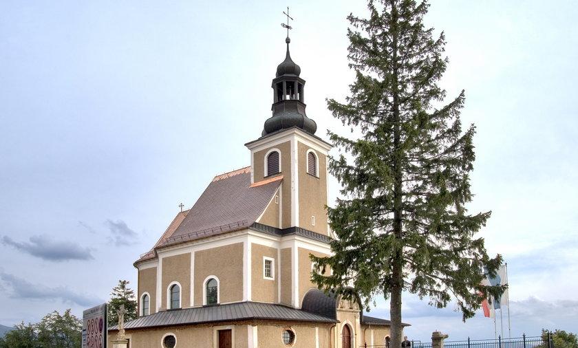 Sanktuarium Maria Śnieżna.
