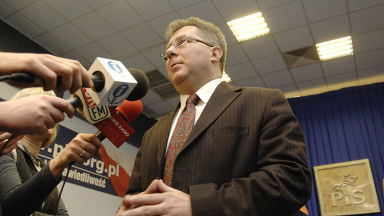 Czarnecki: Nihilista Palikot źle skończy