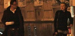 Nocny spacer Mai Sablewskiej
