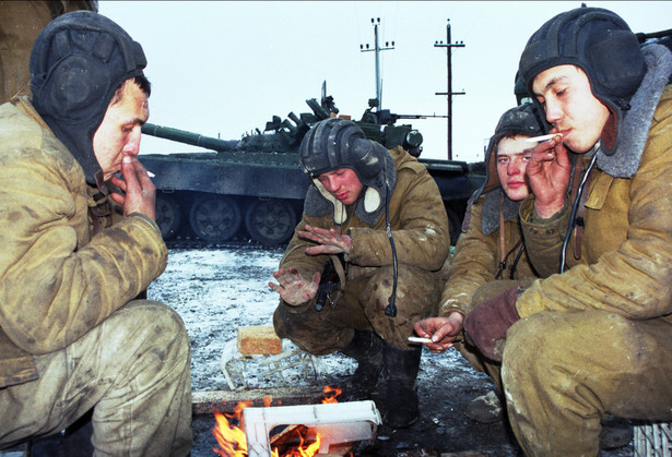 Druga wojna czeczeńska przemieniła się w walkę partyzancką i przestano się łudzić, że konflikt szybko się zakończy.