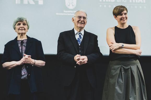 Nada Vlaisavljević, Milorad Jandrić i Dana Budisavljević