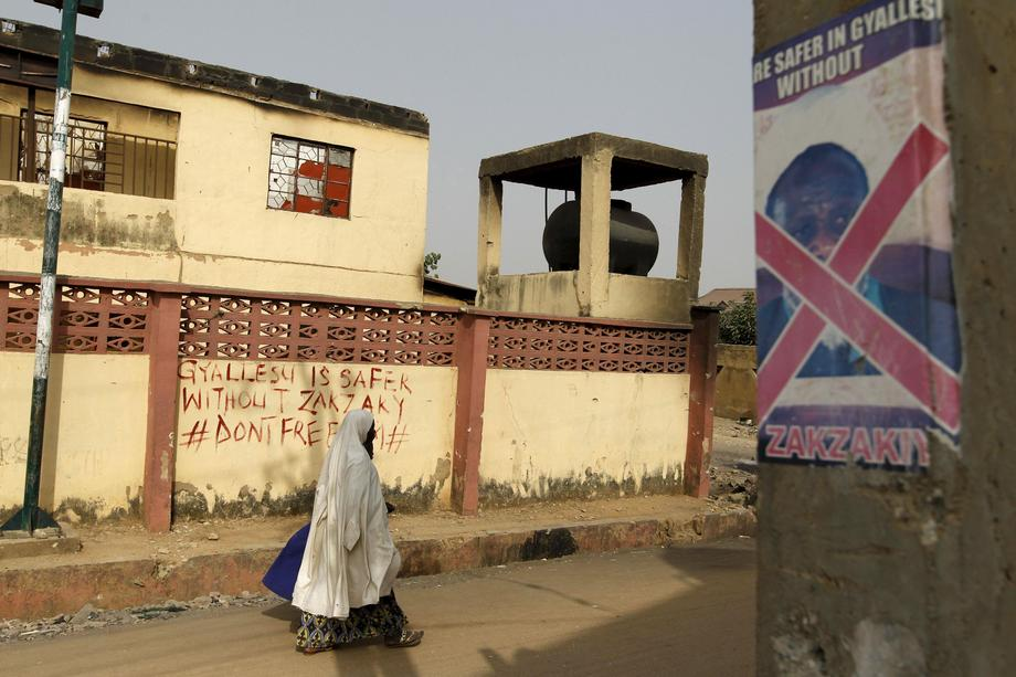 The Wider Image: Nigeria's restive north